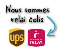 Relai Colis UPS Mondial Relay Recyclerie Pipriac